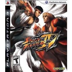 Street Fighter Iv Jogo Ps3 Zerado, Envio Sedex A Cobrar