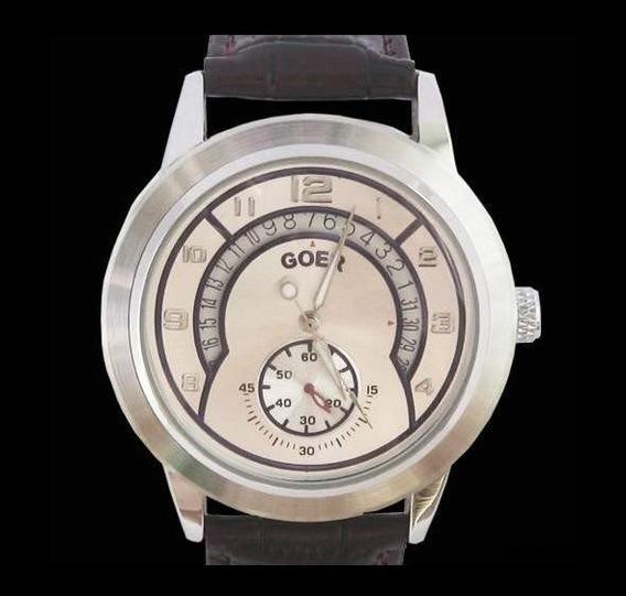 Relógio Goer Soki Autom.