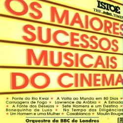 2640- Cd Os Maiores Sucessos Musicais Do Cinema