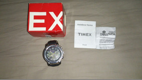 Relogio Timex Novo Na Caixa Ti2n163p - Aceito Mp
