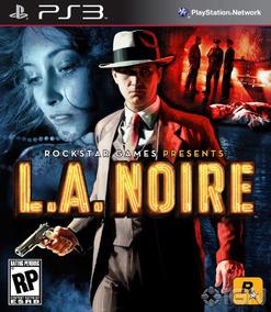 L.a. Noire Ps3 Game Original Lacrado