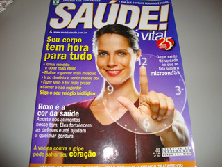 Revista Saúde É Vital - Nº 297 Abril/2008