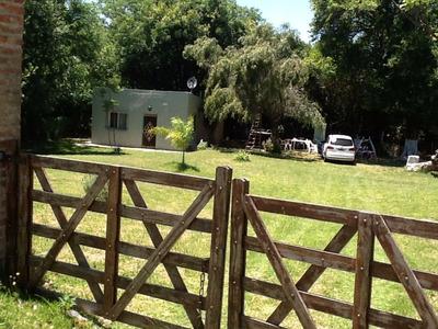 Terreno En Victoria - Entre Rios Con Casa De 46 M2