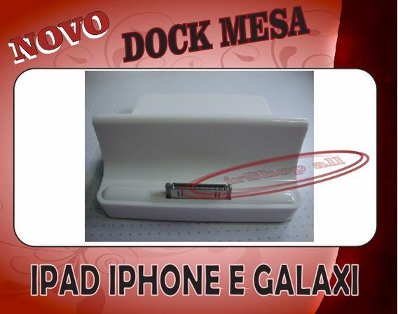 Dock Mesa Para iPhone,iPad, E Galaxi