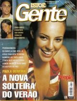 Pr Isto É Gente 385 * Paola * Britney * Arósio * J Roberts