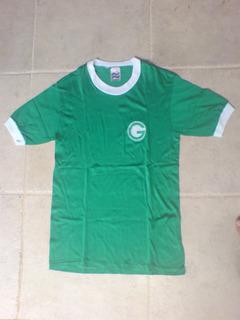 Camisa Antiga Futebol Time Goiás - 1979 Preço P Venda Rápida
