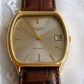Relógio De Pulso Masculino Longines Automatic.