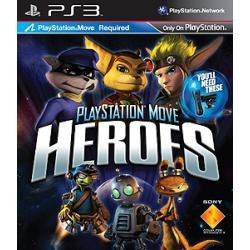 Jogo Playstation Move Heroes Para Ps3 Necessario Uso Ps Move