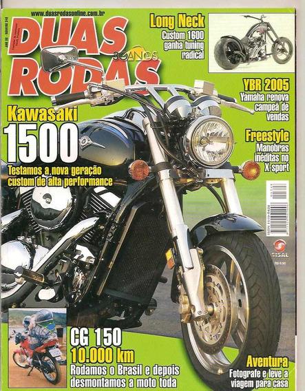 Duas Rodas - Kawasaki 1500/ Long Neck/ Freestyle/ Cg150/ Ybr