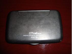 Agenda Eletrônica Ctcell - Modelo 168