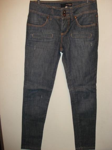 Calça Jeans Skinny Da Le Lis Blanc Tam 38