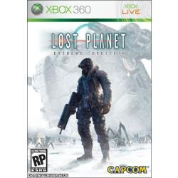 Game Lost Planet: Extreme Condition X360 (novo Lacrado)