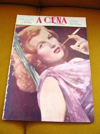 Cena Muda 1951 Corine Armendariz Kirk Procopio Jane Russel