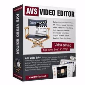 Avs Video Editor 7 - Poderoso Editor De Vídeo!