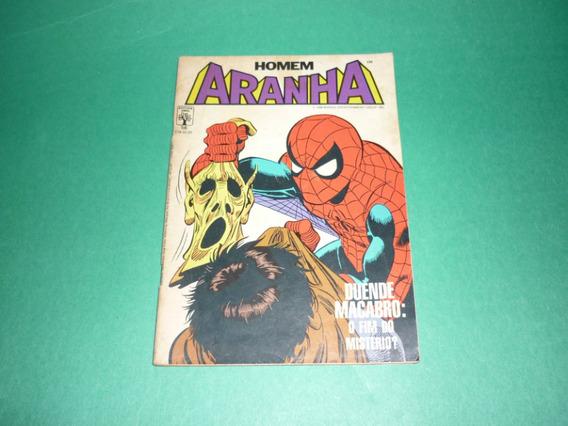 Gibi Homen Aranha Nº 56 ( Usado ) .