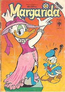 Margarida Numero 1