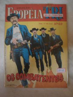 #3948# Revista Gibi Hq Faroeste Epopéia Tri Nº69