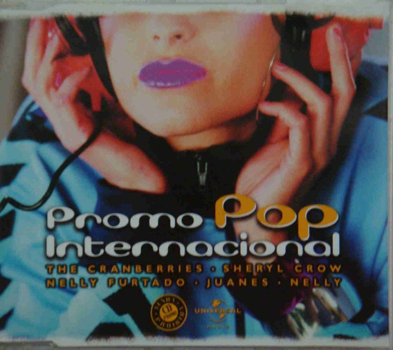 Promo Pop Internacional Cd Nacional Usado Cranberries Nelly