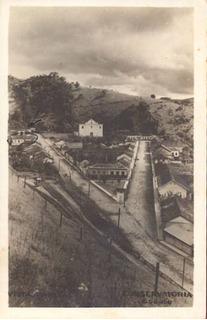 Cartão Postal Conservatória Estado Rio De Janeiro