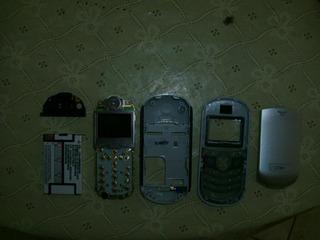 Motorola C 139 Desmontado -venda De Peças