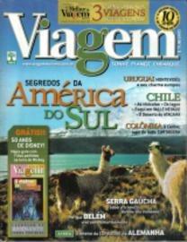Viagem E Turismo 117 * Jul/05 * América Do Sul