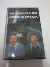 Biá E Dino Franco Chofer De Estrada - Fita K7 Cassete