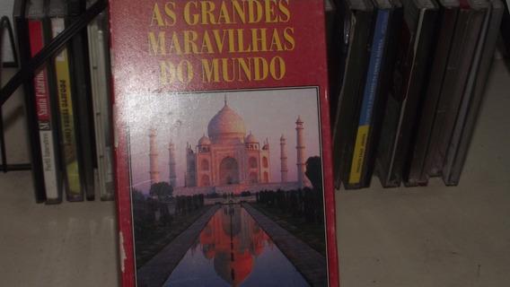 Livro As Grandes Maravilhas Do Mundo