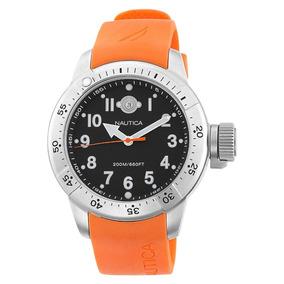 Relógios Nautica N14508 3 Pulseiras Original