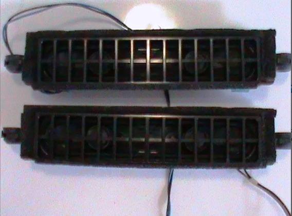 Alto-falante Para Tv Lg 32ld350 Par Com Cabos- Original
