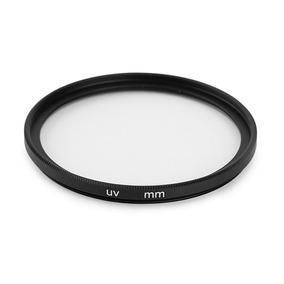 Filtro Ultravioleta Uv Proteção Para Objetiva Lente 62mm