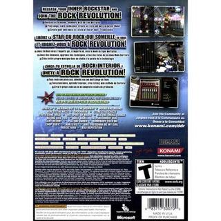 Videojuego Rock Revolution (xbox 360)