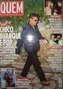 Revista Quem Acontece 201 Com Chico Buarque