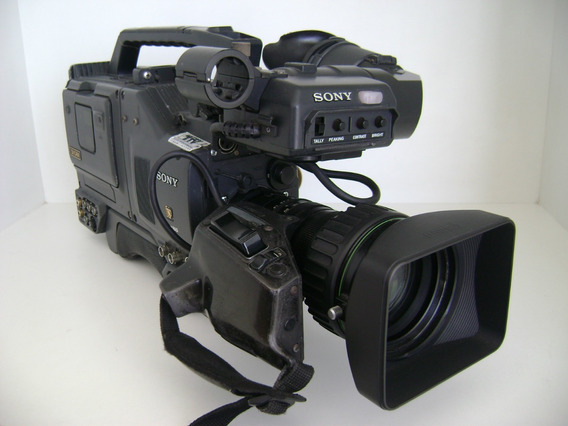 Câmera Sony Dxc-d30 + Dsr-1