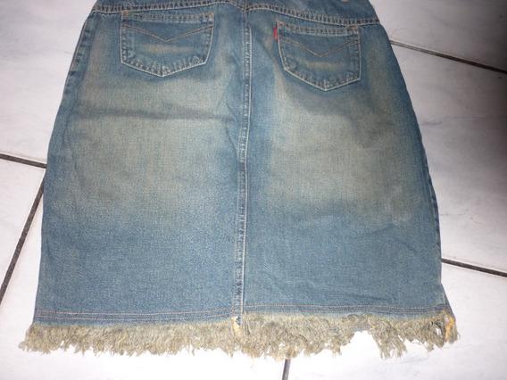 Saia Em Jeans Numero 40