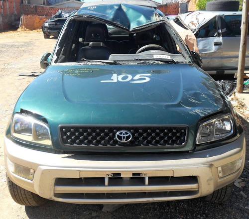 Imagem 1 de 8 de Sucata Peças Acessórios Toyota Rav-4