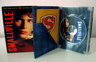 Box Smallville 2ª Temporada - Importado