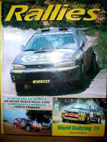 Anuario Rallies 1996 / 97 Fia Rally Fisa World Rali Rallye