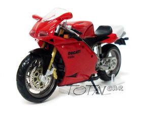 Ducati 998r 1:24 Ixo Models Promoção