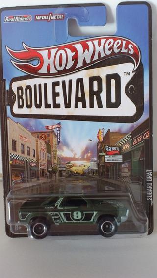 Hot Wheels Boulevard - Subaru Brat