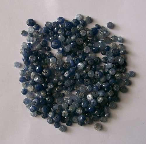 Safiras-rubis-esmeraldas (perfuradas Lote Cts)