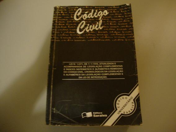 Livro Código Civil / Código Universitário