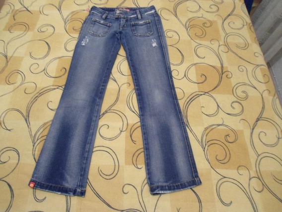 Calça Jeans Carmim Tamanho 36 Feminina Otimo Estado Sacola