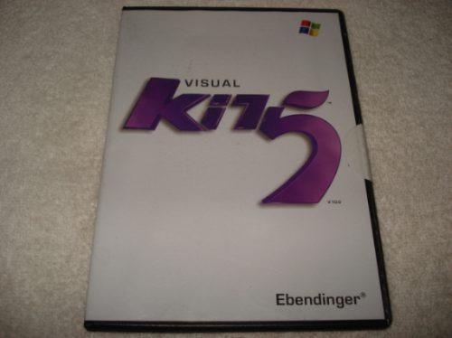 Dvd Visual Kit 5 Mobile Versão 10.0 Ebendinger Novo Lacrado