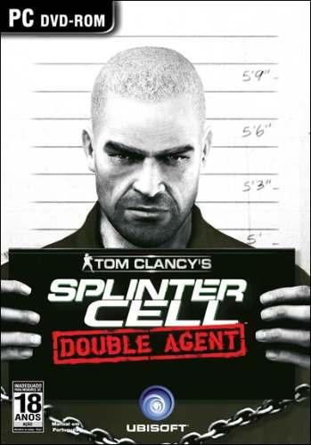 Game Pc Tom Clancys Splinter Cell: Double Agent Dvd De Luxe