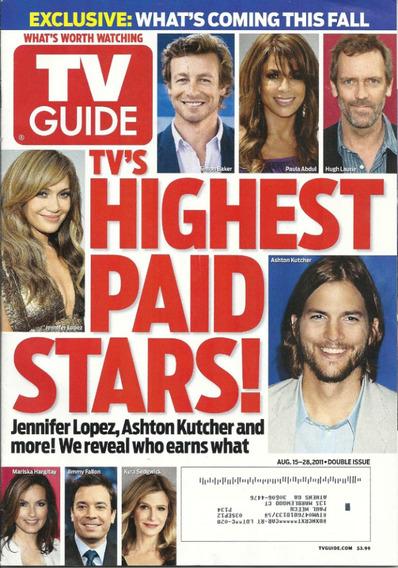 Revista Guide: Jennifer Lopez / House / Jane Lynch / Barton