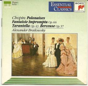 Chopin - Alexander Brailowsky - Polonaises
