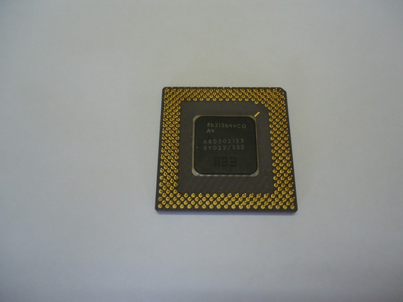 Processador Intel Pentium 133