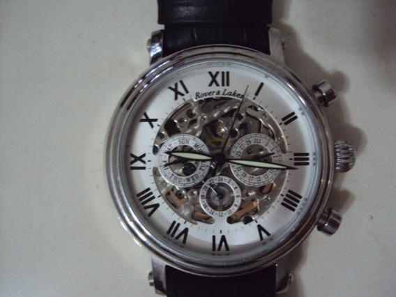 Relógio Alemão Rover & Lakes - Automático