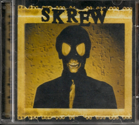 Skrew Industrial A La Fear Factory Ministry Godflesh