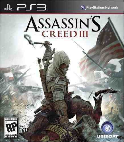 Assassins Creed 3 Portugues Ps3 Código Psn